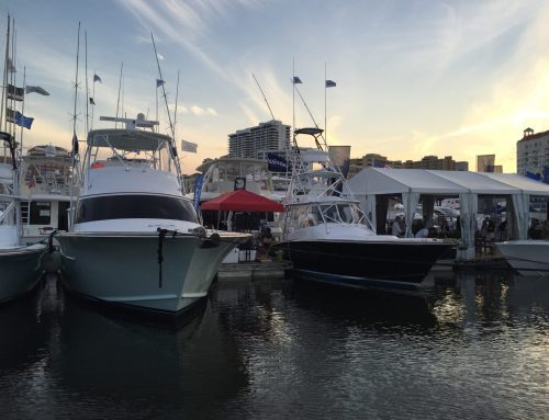 2018 Fort Lauderdale International Boat Show