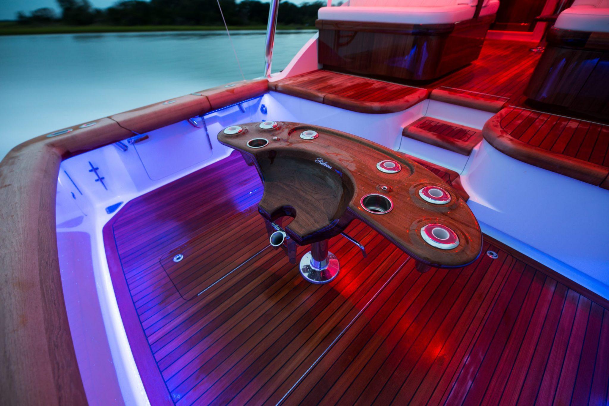 boat transom